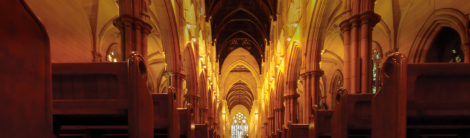 Architecture – A church to impress – St Mary's Cathedral Sydney