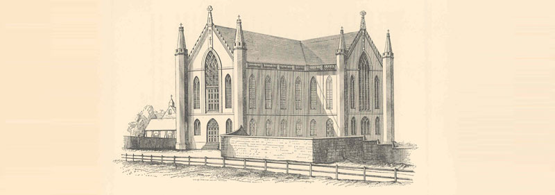 History of the Cathedral – Living our heritage – St Mary's Cathedral